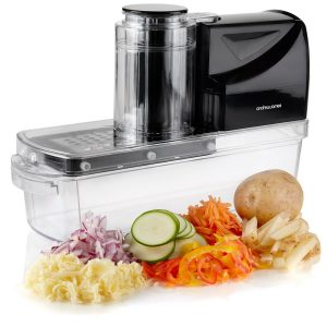 Andrew James Electric Mandoline Fruit And Vegetable Slicer