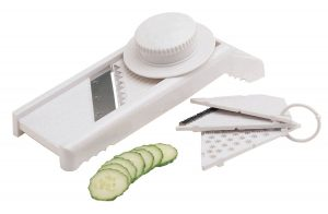 Kitchen Craft Plastic 7 in 1 Mandoline and Grater