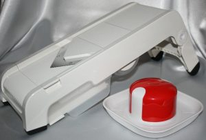 Tupperware Slicer –  Time Savers Mandoline Slice Cut